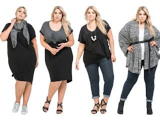 дамски дрехи големи размери