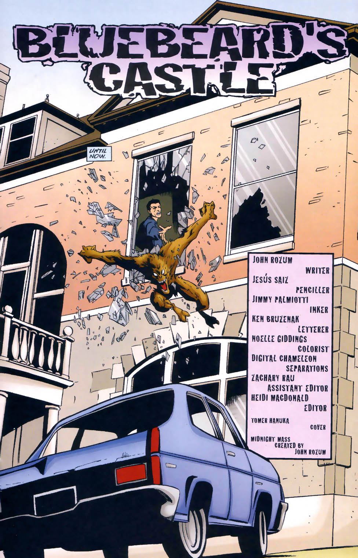 Read online Midnight, Mass comic -  Issue #1 - 8