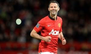 Ryan Giggs - Manchester United
