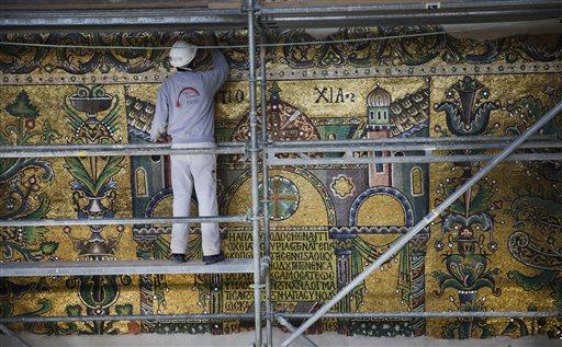 Umat Muslim Palestina Bantu Renovasi Gereja Tempat Kelahiran Yesus