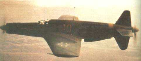 Dornier DO 335 worldwartwo.Filminspector.com