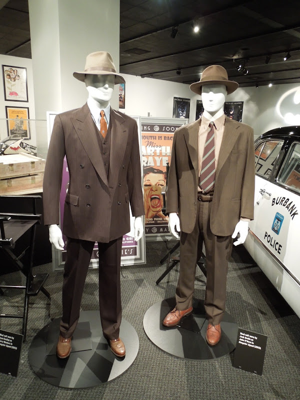 Original Gangster Squad movie costumes