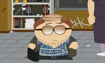 South Park Episodio 12x05 ¡Puaj, un pene!