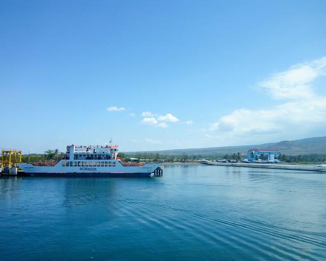Gunung Rinjani dari Pelabuhan Kayangan Lombok. Source: jurnaland.com