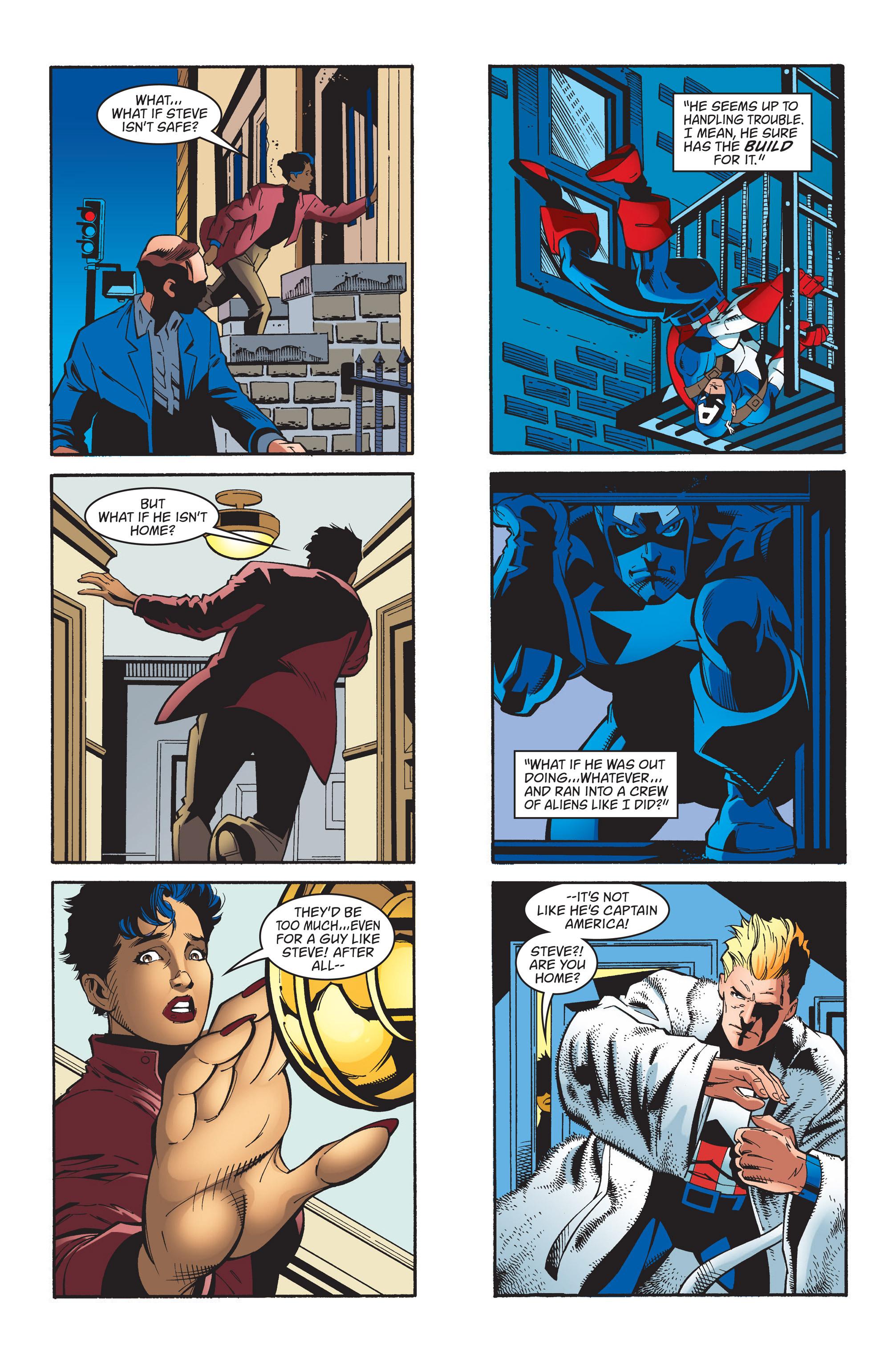 Captain America (1998) Issue #36 #43 - English 6