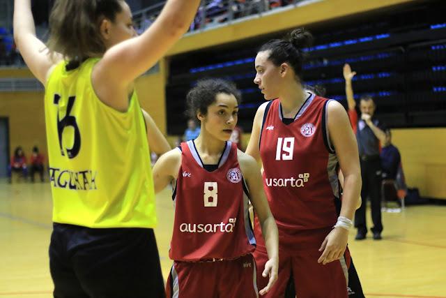 Baloncesto | El Ausarta Barakaldo EST busca un puesto en la fase de ascenso a la categoría plata