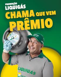 """Roncador: Liquigás e a promoção """"Chama Que Vem Prêmio"""""""