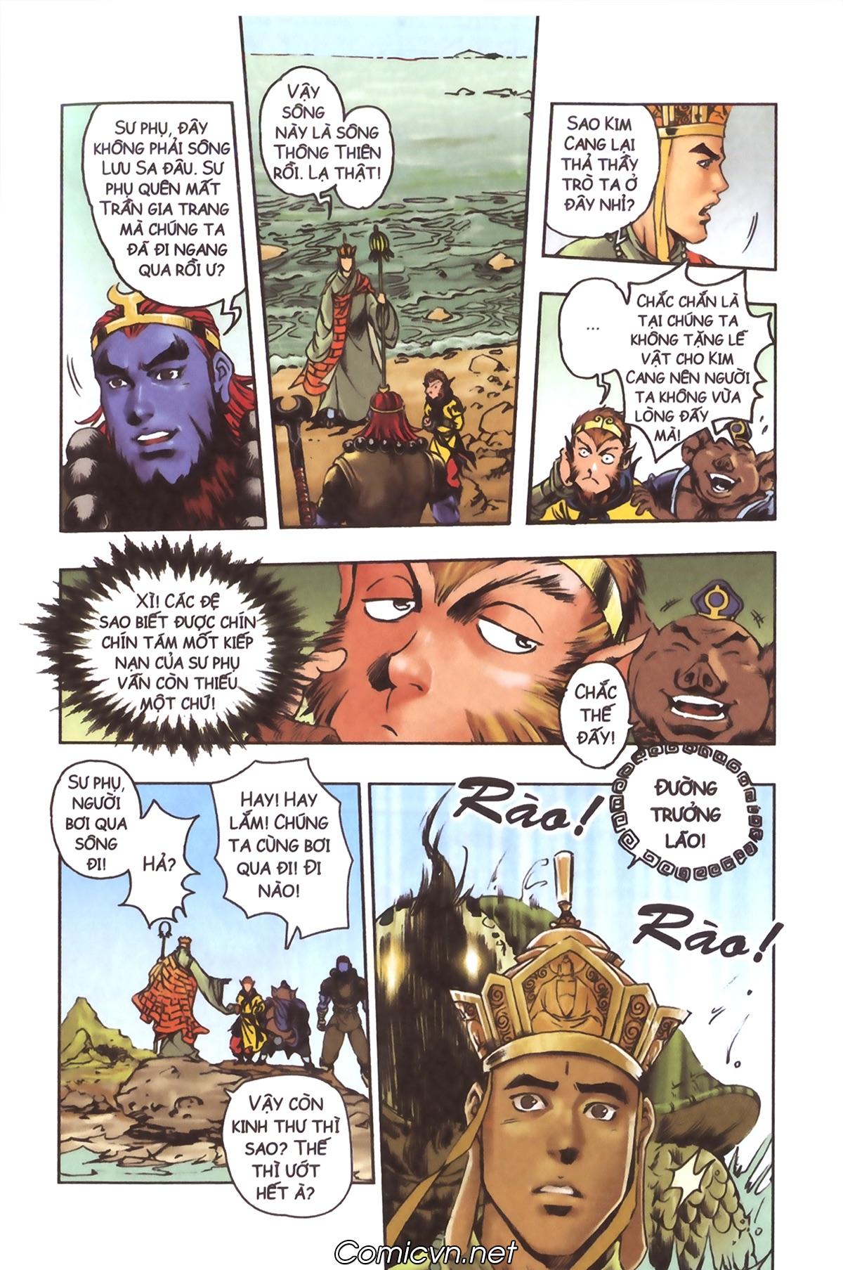 Tây Du Ký màu - Chapter 134 - Pic 25