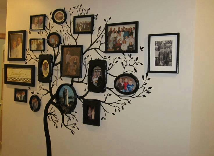 amazing family tree ideas home design and decoration - Family Tree Design Ideas