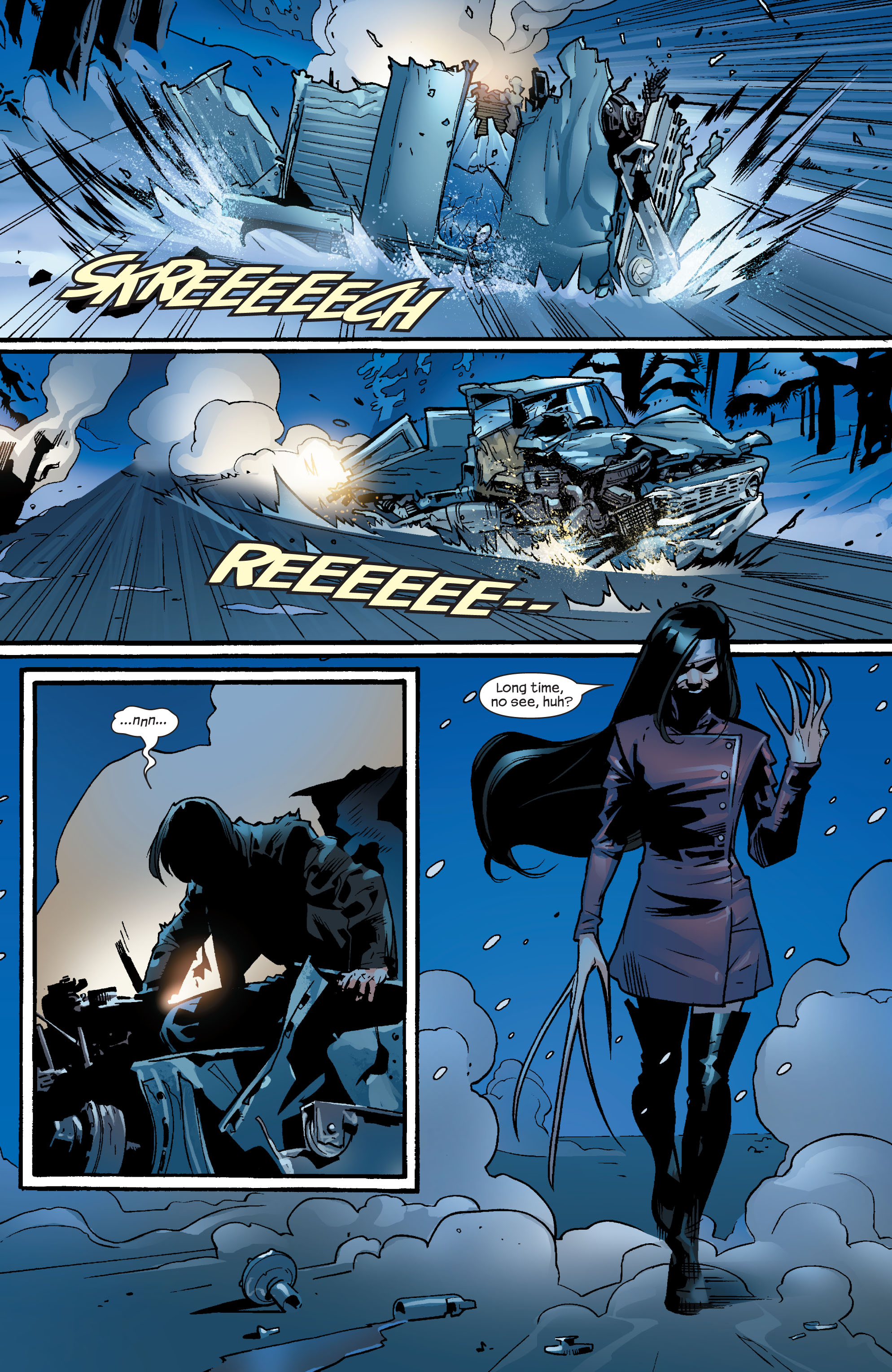 Read online Ultimate X-Men comic -  Issue #59 - 23