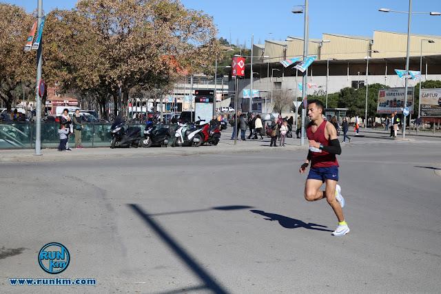 Aimane Eddaifi y Gema Barrachina vencen la 7ª BDN Running
