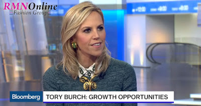 Tory Burch: Billionaire Fashion Designer Talks Performance and More on Bloomberg TV (RMNOnline.net)