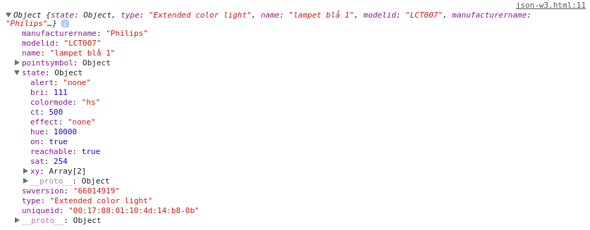 The Computer Cyprianus: Intrduction to the Philips HUE API