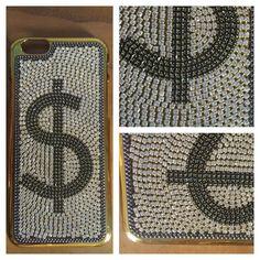 Capa de celular Atena (Giovanna Antonelli) A regra do jogo, cifra,dinheiro