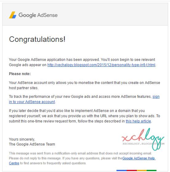 tips lulus google adsense