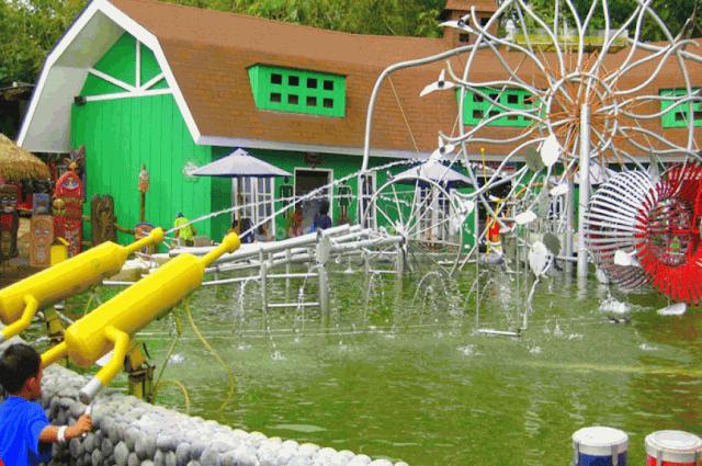 Destinasi Wisata Batu Eco Green Park