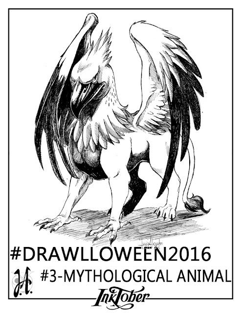 drawlloween-inktober-lucyowlart