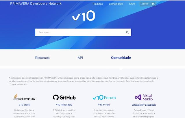 PRIMAVERA pretende criar a maior comunidade técnica online