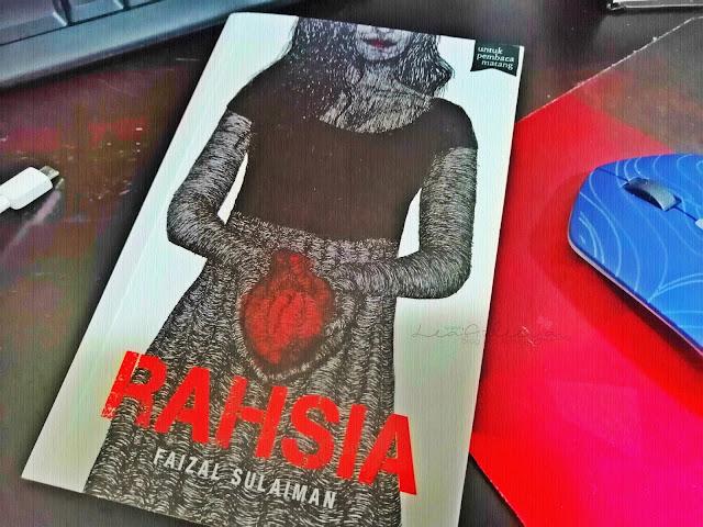 Review Novel | Rahsia by Faizal Sulaiman