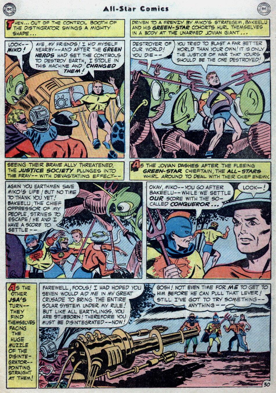 Read online All-Star Comics comic -  Issue #55 - 36