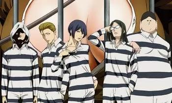 Prison School مجمع مشاهدة وتحميل جميع حلقات سجن المدرسة من الحلقة 01 الى 12