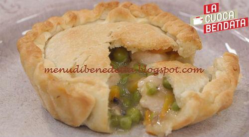 La Cuoca Bendata - Chicken pie ricetta Parodi