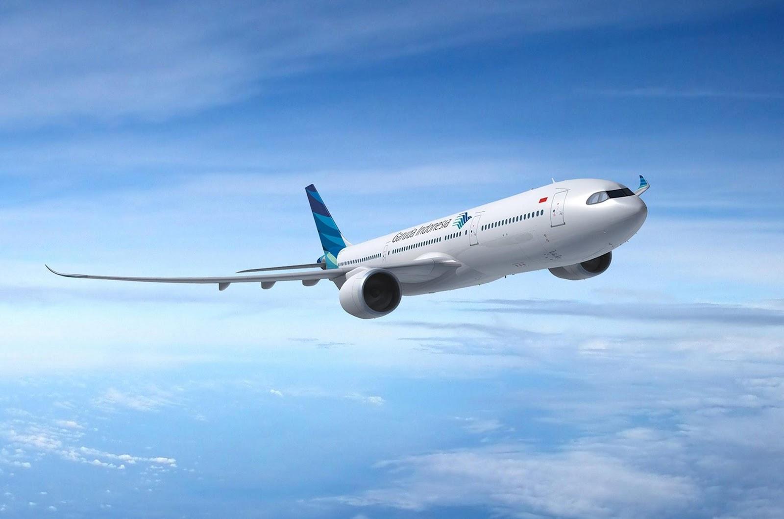 Cara Terbaik Dalam Memesan Tiket Pesawat Garuda Secara Online
