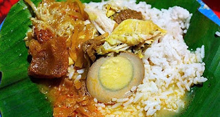 Tempat wisata Kuliner Nasi Ayam Semarang