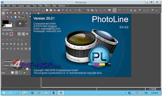 PhotoLine 20.01 Full Version