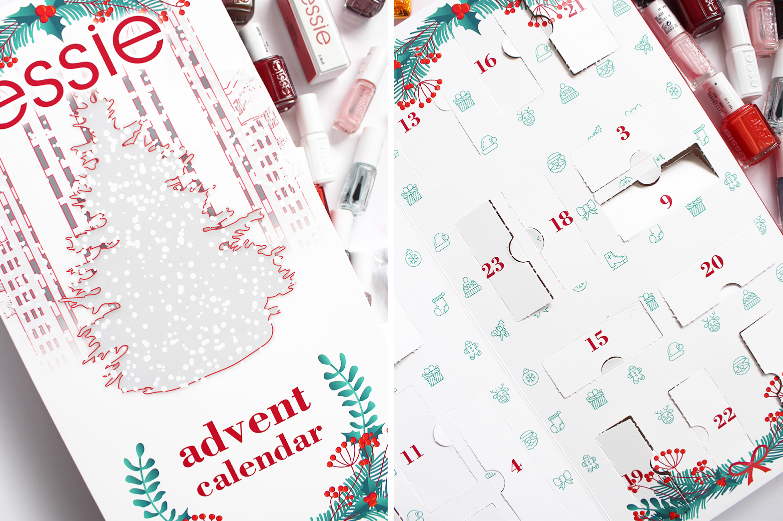 ESSIE | 2017 Advent Calendar - Was It Worth It? - CassandraMyee