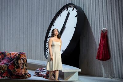 Sonya Yoncheva - Verdi's La Traviata - Metropolitan Opera (photo Marty Sohl | Metropolitan Opera)