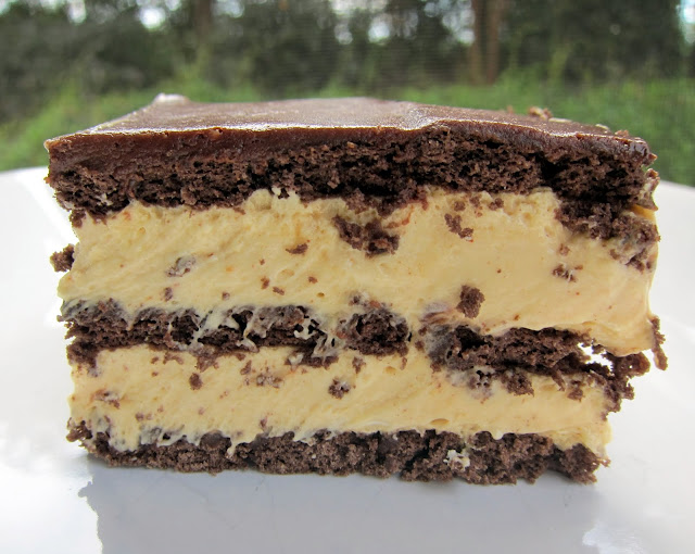 Chocolate Eclair Cake Recipe With Cream Cheese