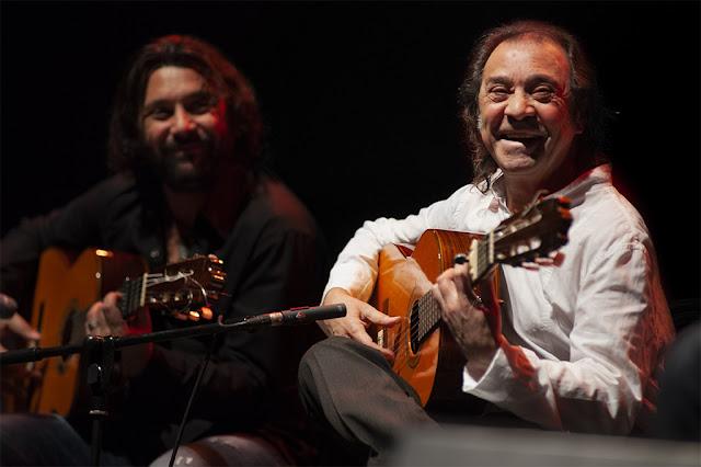 Pepe Habichuela - Teatro Federico García Lorca (Getafe) - 19/12/2009
