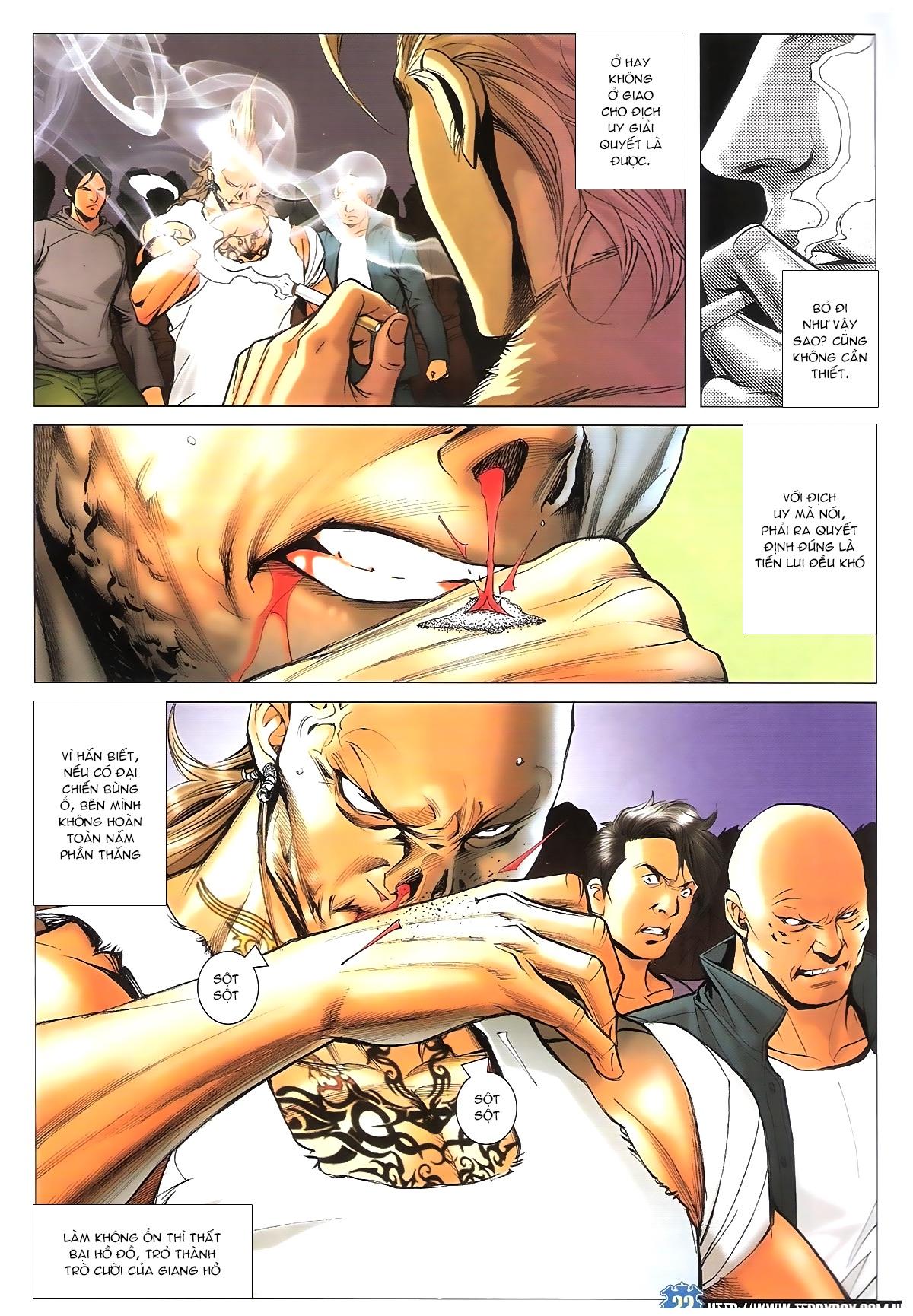 Người Trong Giang Hồ - Chapter 1599: Lật tung hẻm Bảo Lặc - Pic 18