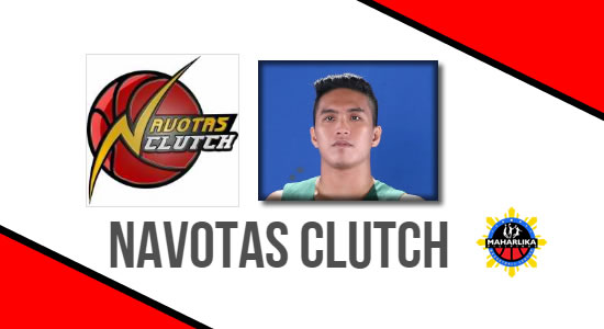 LIST: Navotas Clutch Roster 2018 MPBL Anta Datu Cup