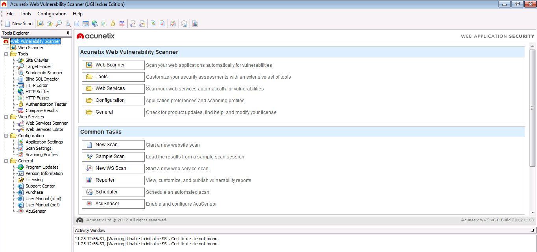 Acunetix Web Vulnerability Scanner 6 License Key - supremexilus