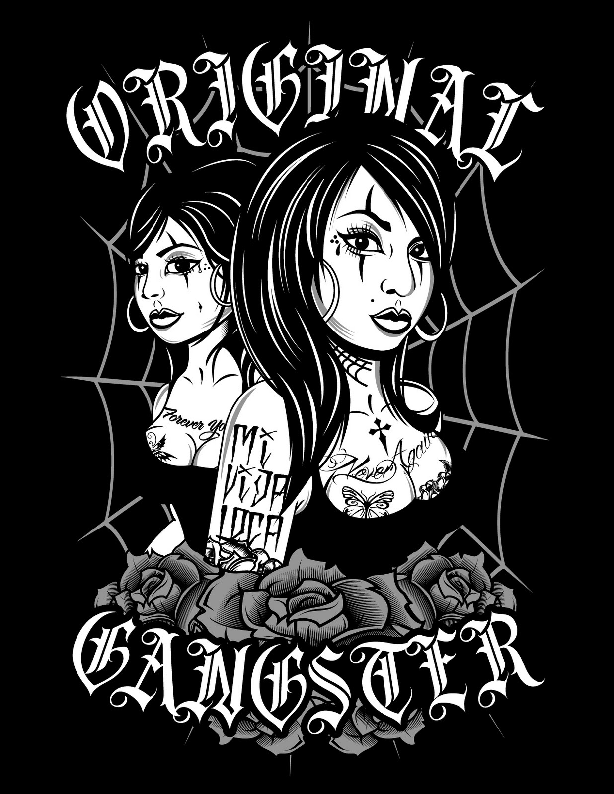 ORIGINAL FAMILY: OG 2011 T-SHIRT DESIGNS