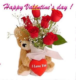 Gambar Kartu Ucapan Selamat Hari Valentine 2016 Buat Kekasih
