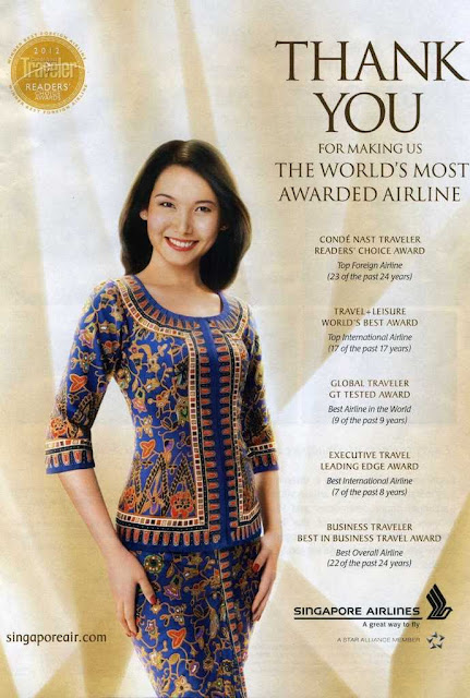 Singapore airlines sexy stewardess