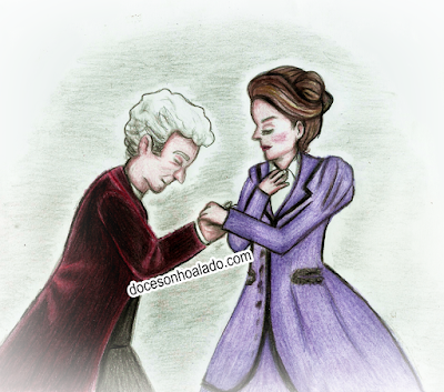 Missy Doctor Who Doutor Mistress Master couple love casal shipp otp amor time lord lady