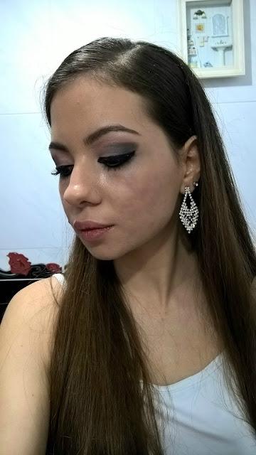 Espaço A Cabelo e Estética, Oops!...I Did It Again, salão de beleza, Arabian Style Makeup Tutorial, maquiagem, youtube, Tremembé, São Paulo