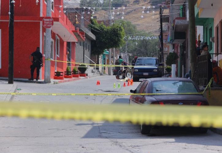 Niñas de 4 y 8 años mueren en dos tiroteos en Acámbaro y Celaya