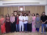 Gollapudi Srinivas National Awards 2015 Winner Announcement Photos