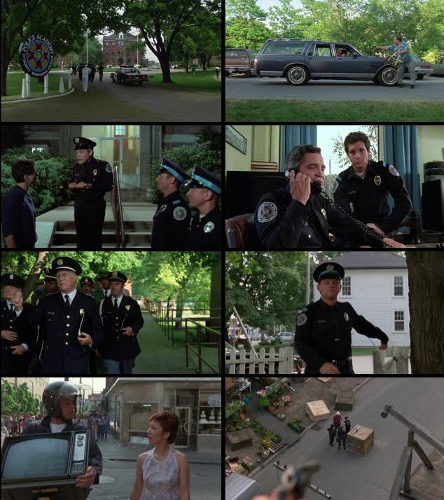Police Academy 1984 Dual Audio Hindi 480p BluRay
