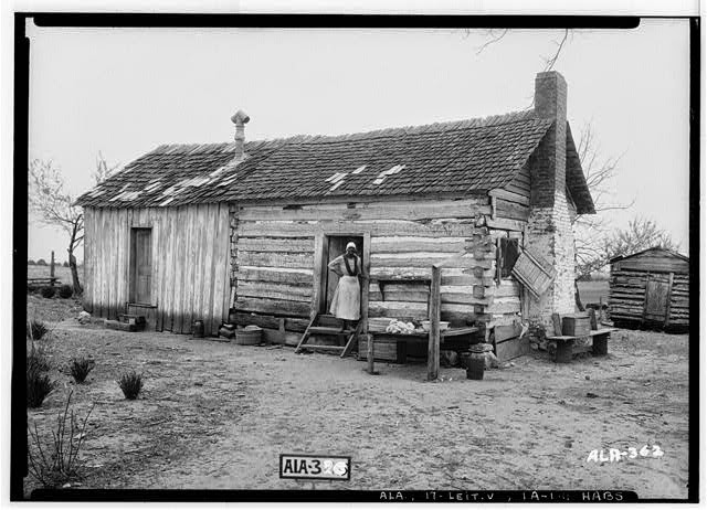 Slaves House Island