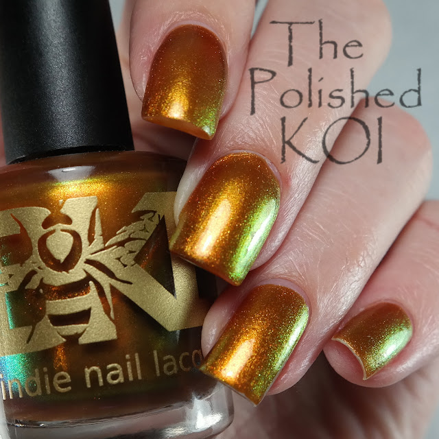 Bee's Knees Lacquer - The Heart of a Dreamer