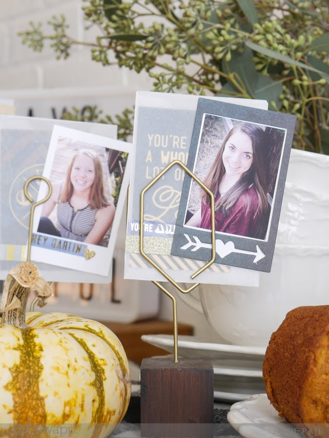 Provide a Thanksgiving Blessing with Heidi Swapp Instax Vintage by Jamie Pate | @jamiepate for @heidiswapp