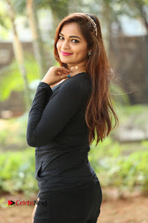 Actress Aswini Latest Stills in Black Denim Jeans  0113.JPG