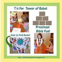 http://www.biblefunforkids.com/2014/02/preschool-alphabet-t-is-for-tower-of.html