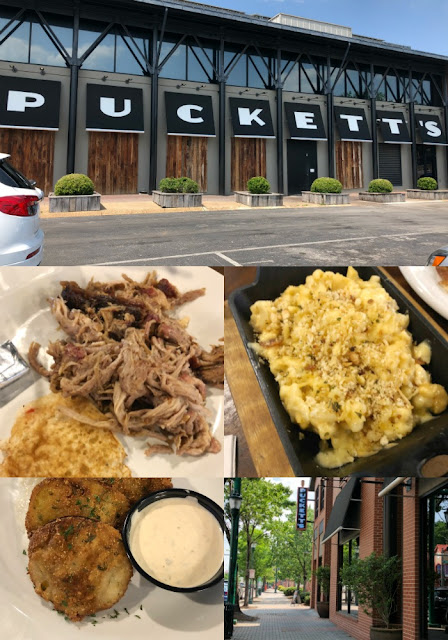 Puckett's Grocery & Restaurant 1041 W Aquarium Way, Chattanooga, TN 37402